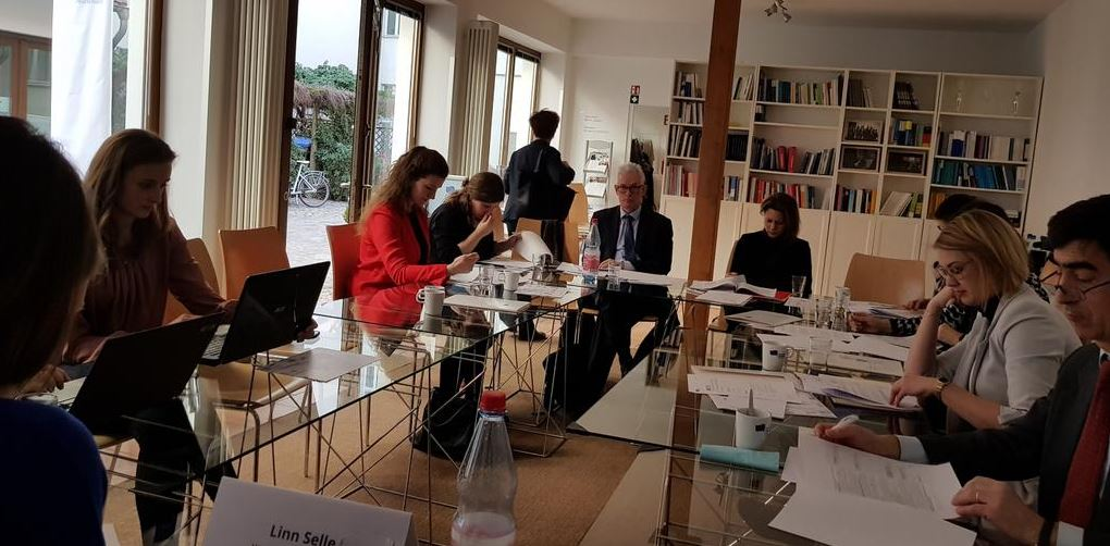 EBD Exklusiv berät über Wirtschafts- und Sozialpolitik, Nachhaltigkeit und EU-Haushalt