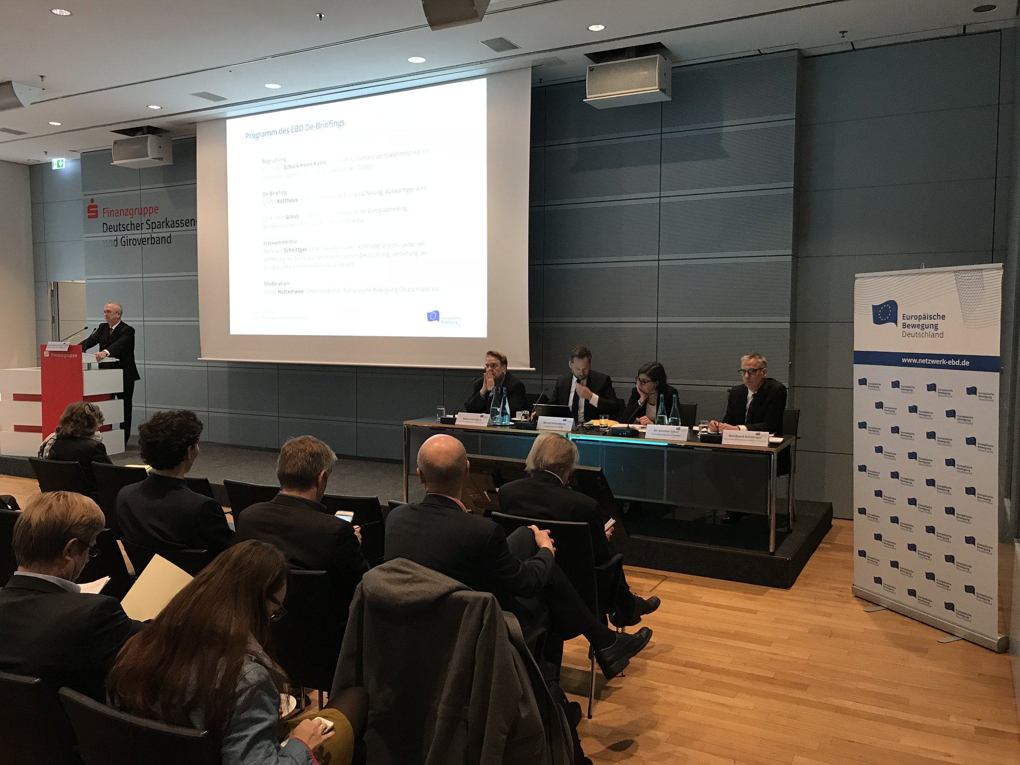 EBD De-Briefing | Europäischer Rat – Ein Hauch weltpolitischer Geschlossenheit