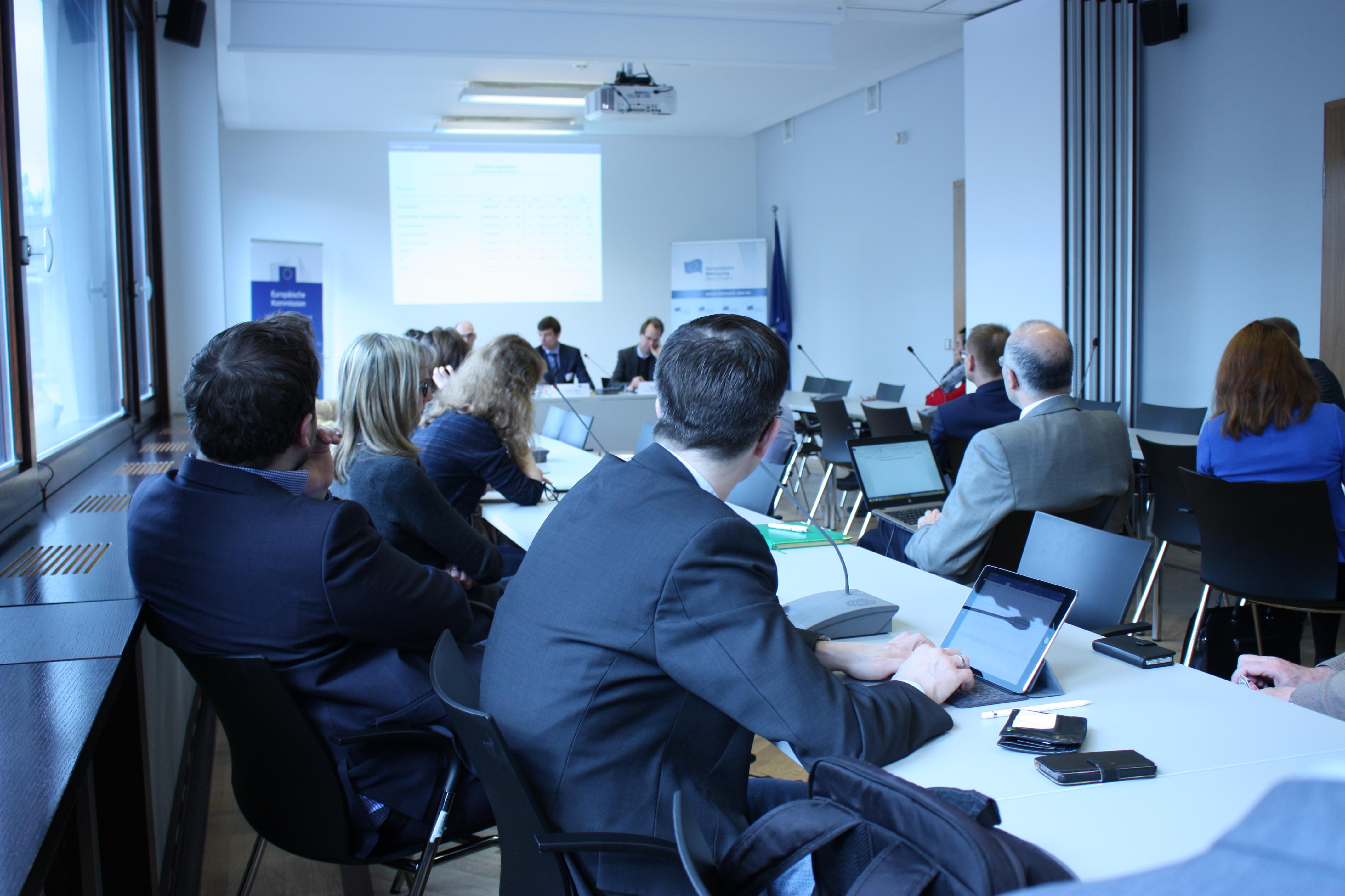 Positiver Ausblick auf die Europäische Wirtschaft beim EBD De-Briefing EZB-Rat