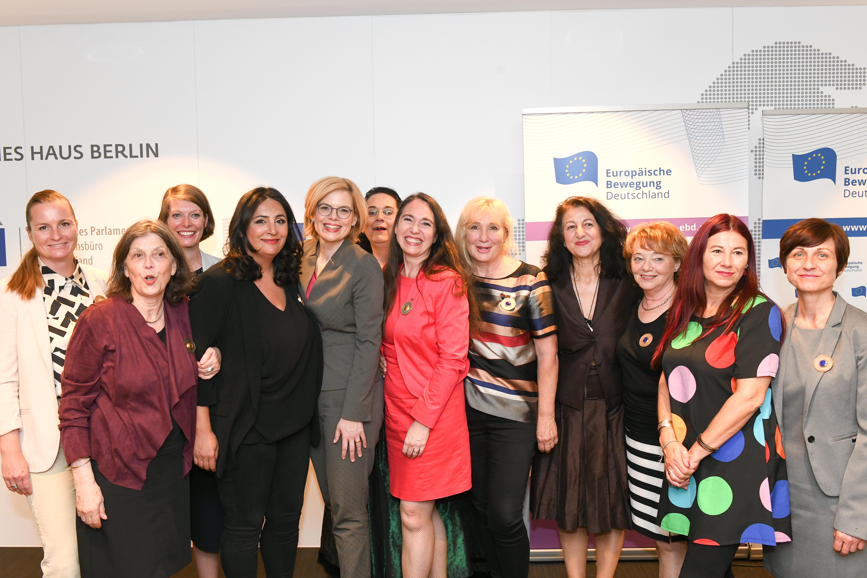 Preis Frauen Europas Netzwerk Ebd
