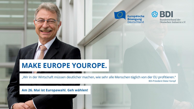 Bildergebnis für bdi europawahl