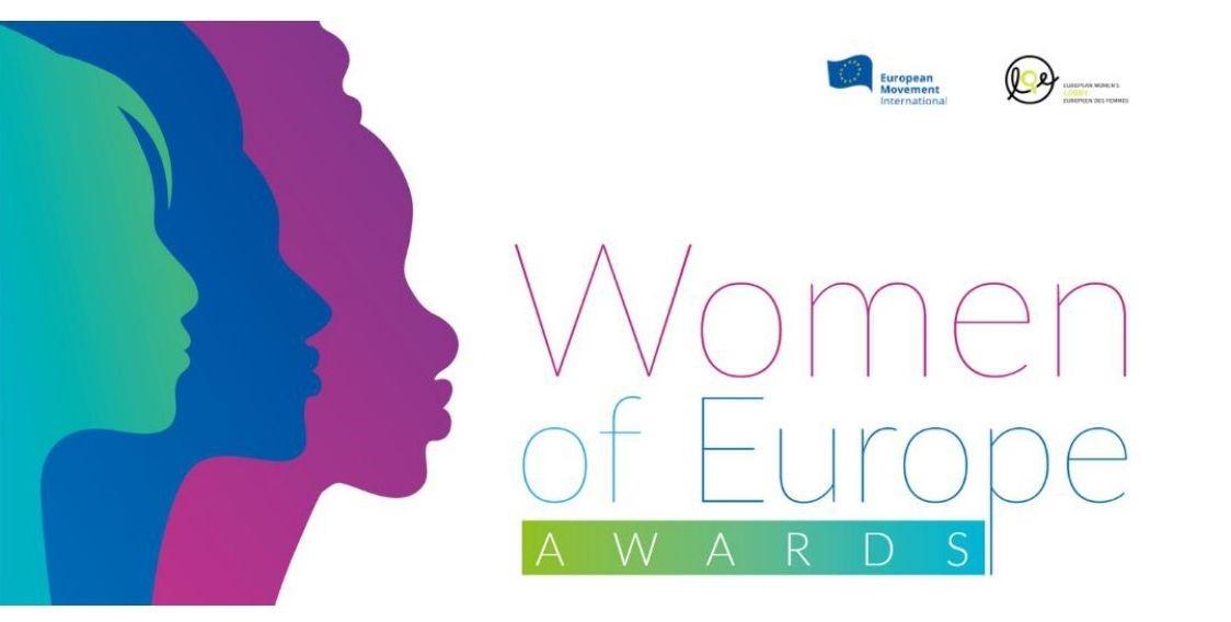 Kandidatinnen für die Women of Europe Awards 2020 gesucht!